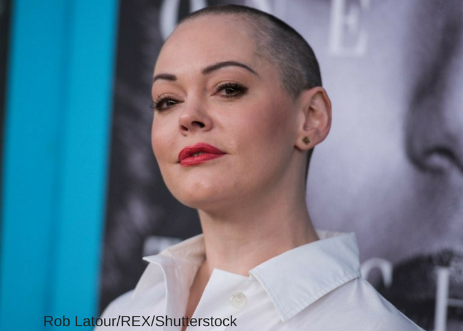 Rose McGowan facing cocaine possession charges, The Recover