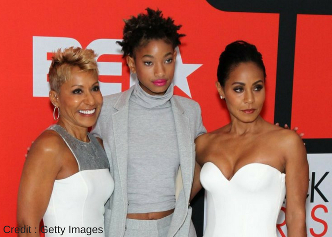 Jada Pinkett Smith grew up with an addict mother, The Recover